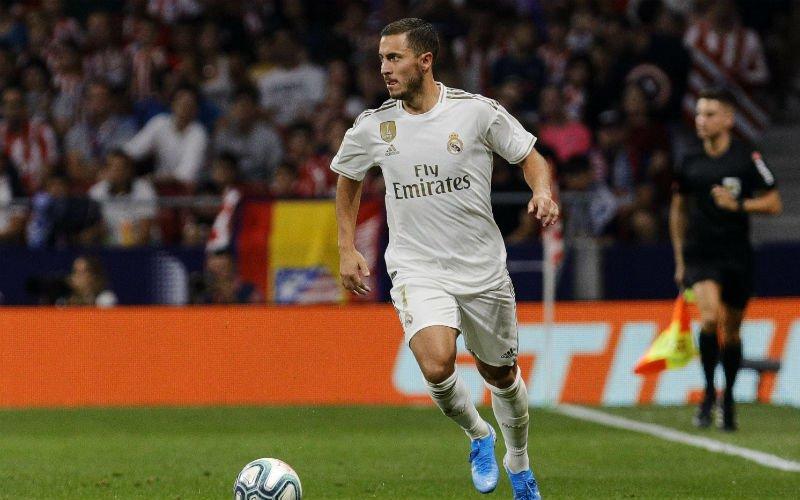 'Real Madrid schrikt zich rot na vraag van Eden Hazard'