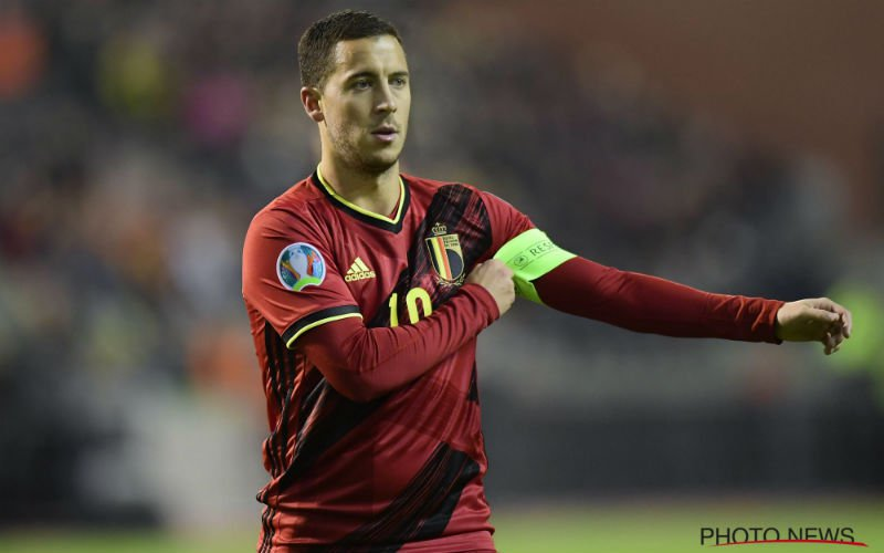 'PSG beweegt hemel en aarde om Eden Hazard binnen te halen'