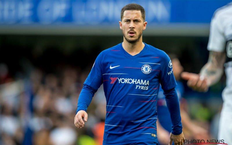 'Deze twee nieuwe topclubs melden zich plots voor Eden Hazard'