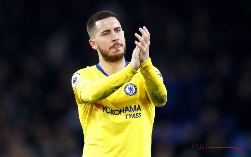 'Hazard heeft akkoord met Real, dit hallucinant salaris gaat hij verdienen'