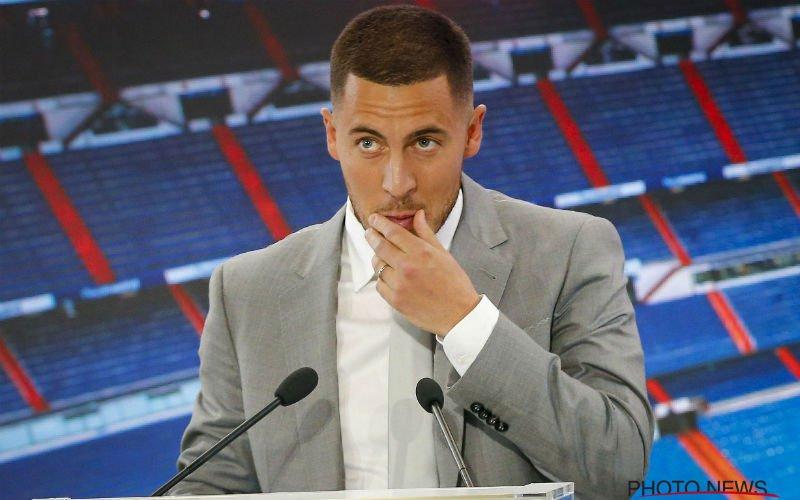 'Eden Hazard laat eerste bom ontploffen bij Real, Sergio Ramos is razend'