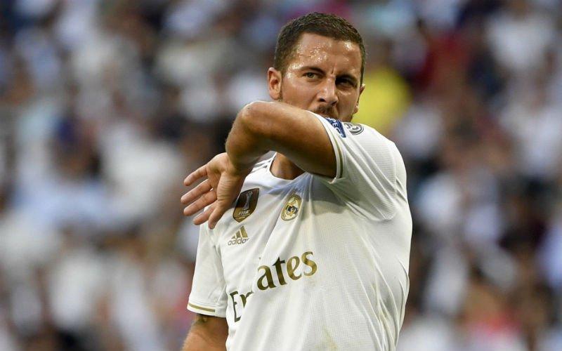 Absolute topverdiener: 'Hallucinant loon van Hazard bij Real Madrid lekt uit'