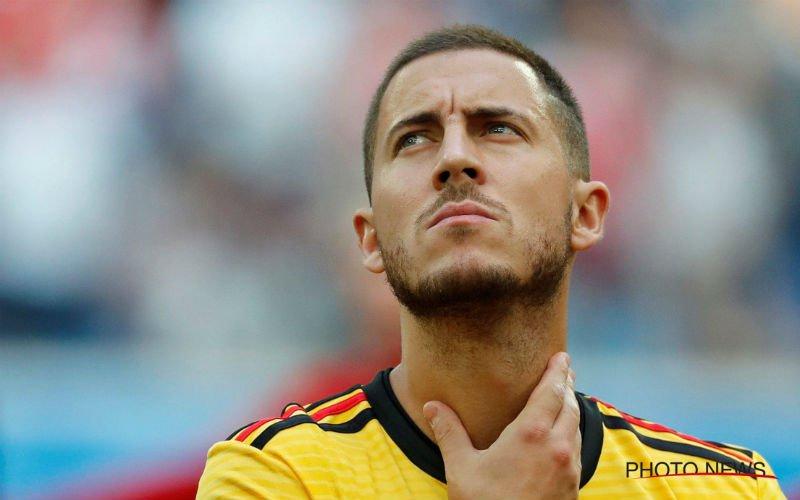 Megatransfer op komst: 'Bod van 225 miljoen euro op Eden Hazard'