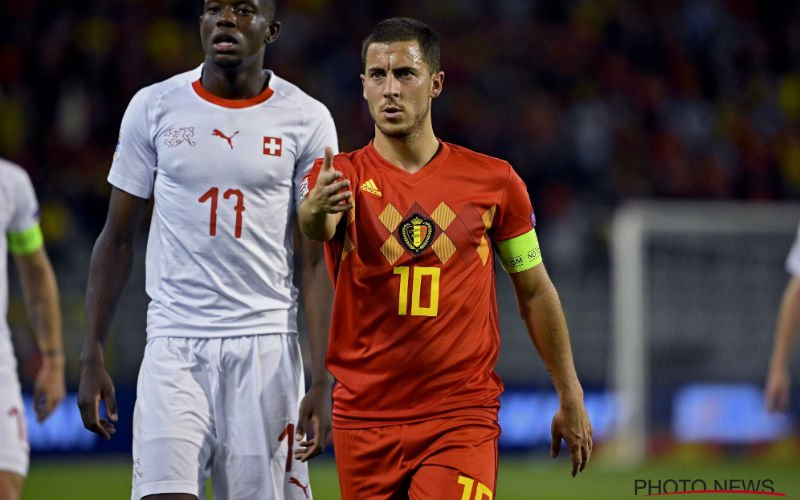 'Real Madrid zet bijzonder geheim wapen in om Hazard aan te trekken'