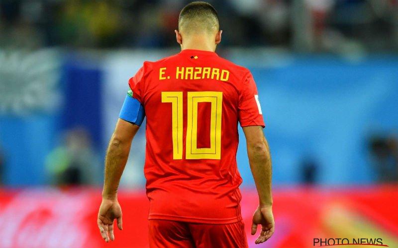'Barcelona stuit op één enorm probleem in jacht op Eden Hazard'