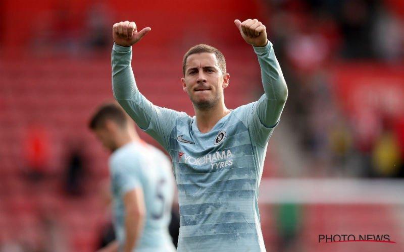 'Hazard speelt het keihard en dropt bom bij Chelsea'