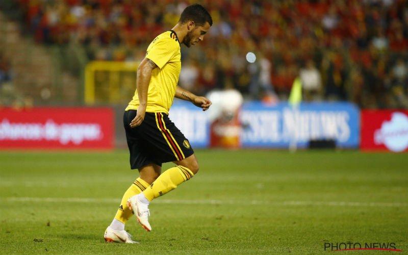 Belangrijk blessurenieuws over Hazard, Kompany en Vermaelen