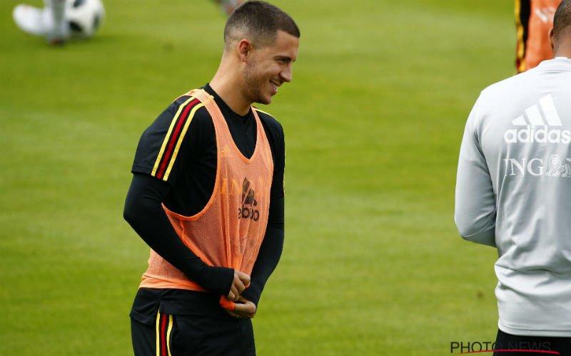"""""""Eden Hazard staat niet ter discussie. Hij is fenomenaal"""""""