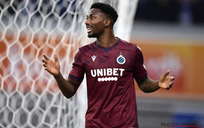 'Club Brugge moet 7 miljoen ophoesten voor vervanger Emmanuel Dennis'