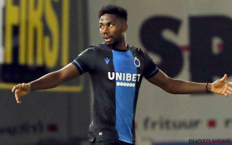 'Club Brugge zit niet stil en haalt opvolger van Emmanuel Dennis binnen'