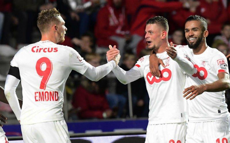 Antwerp geeft 2-0-voorsprong nog uit handen tegen Standard