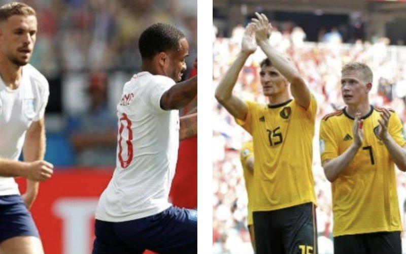 Engelse fans zijn zeker: