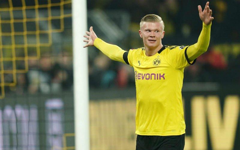'Borussia Dortmund ontvangt onverwacht monsterbod op Erling Haaland'