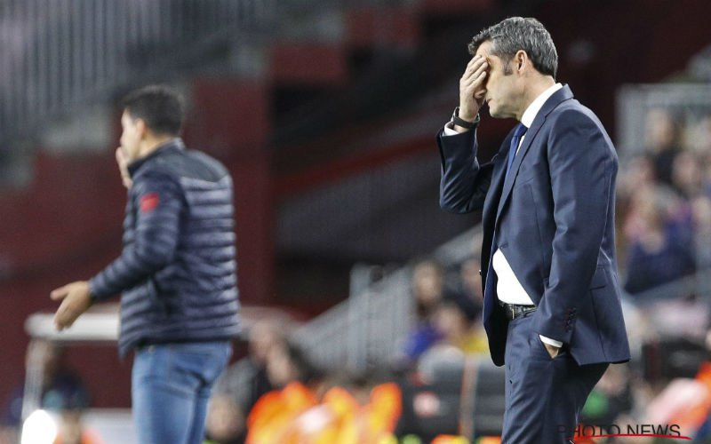 'Barcelona ontslaat Valverde en haalt érg verrassende opvolger'