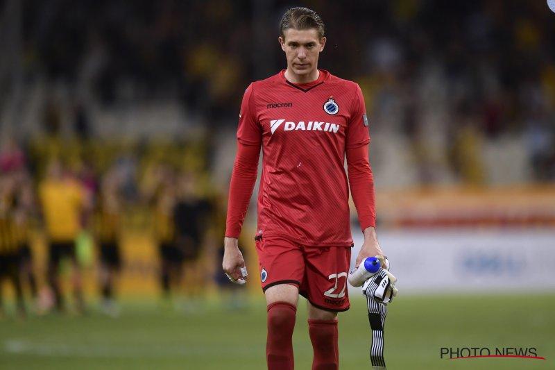 Club Brugge schept duidelijkheid over ontbreken Horvath
