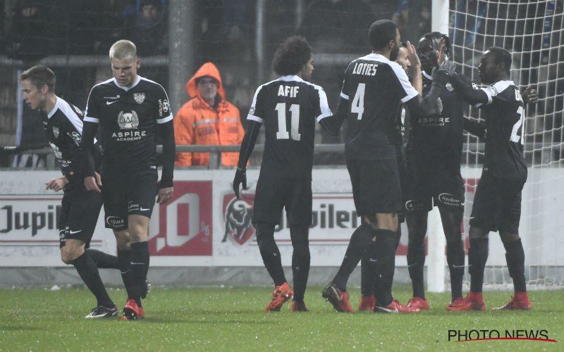 Eupen  Club Brugge Photo: Club Brugge Pakt Alsnog Punt Mee Uit Eupen Na Opvallende