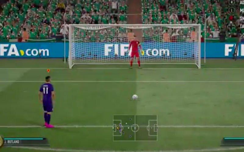 Grote verandering in FIFA 18