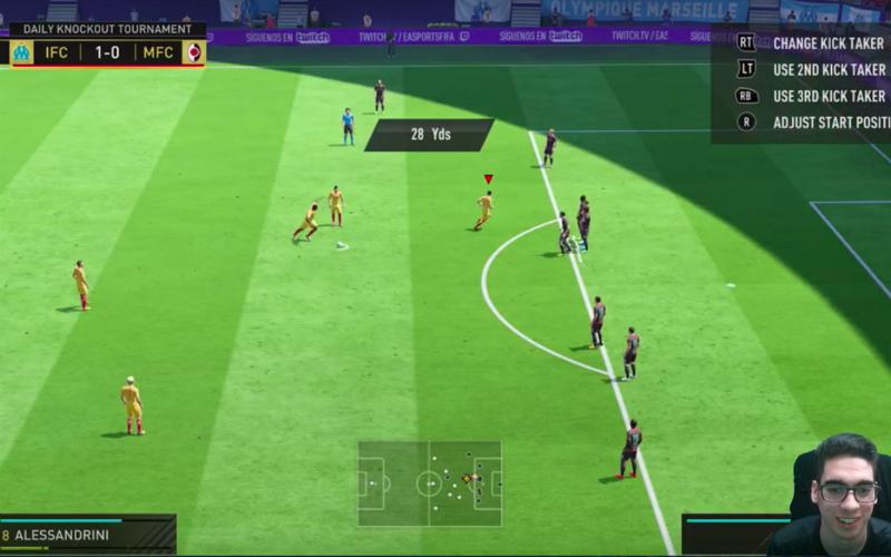 Deze tutorial maakt van jou een vrijschopspecialist op FIFA 18 (Video)