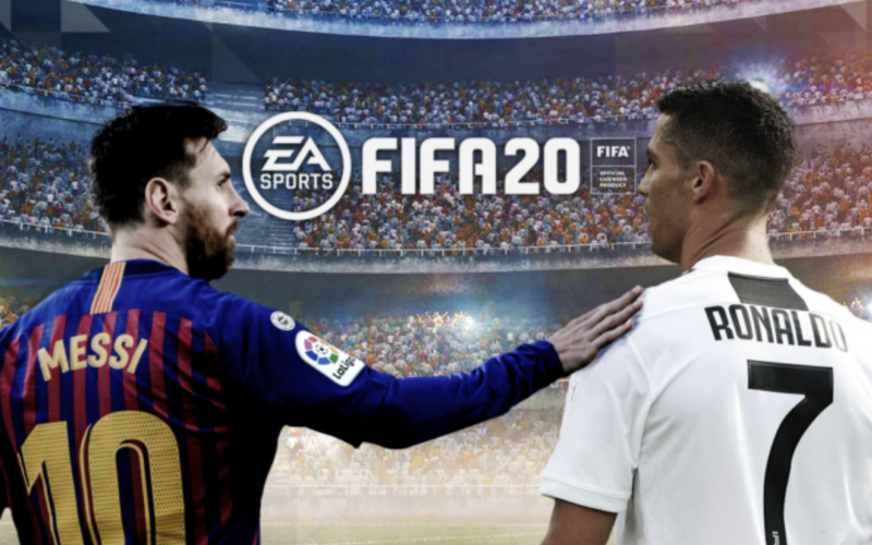 Messi of Ronaldo? 'Híj krijgt de hoogste rating op FIFA 20'