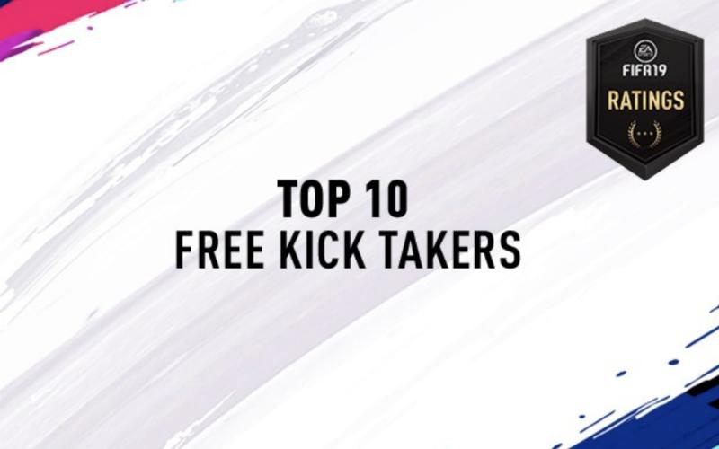 Dit zijn de 10 beste vrijschopnemers in FIFA 19