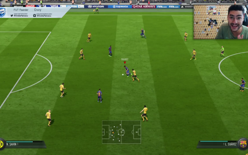 FIFA 18: zo voer je skillmove 'El Tornado' perfect uit