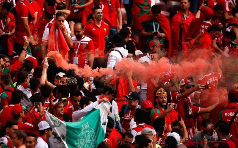 Brusselse agenten aangevallen door Marokkaanse fans na match tegen Portugal