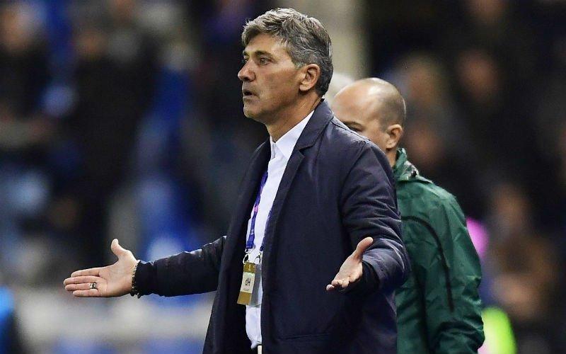 Felice Mazzu laat zich uit over ontslag bij Genk
