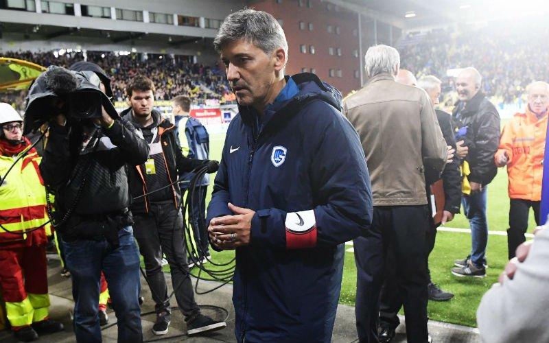 'Deze trainer is topfavoriet om Felice Mazzu op te volgen bij KRC Genk'
