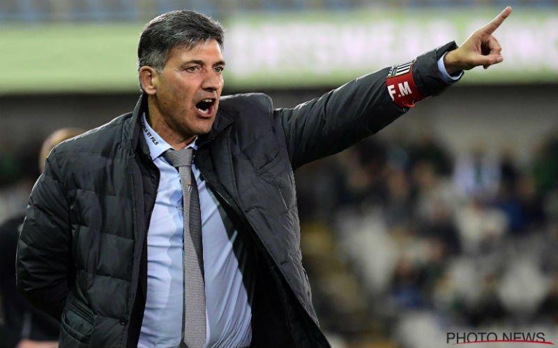Felice Mazzu op weg naar Belgische topclub?