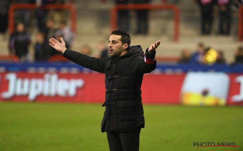 Heibel bij KV Mechelen: Ferrera zet sterkhouder uit de kern