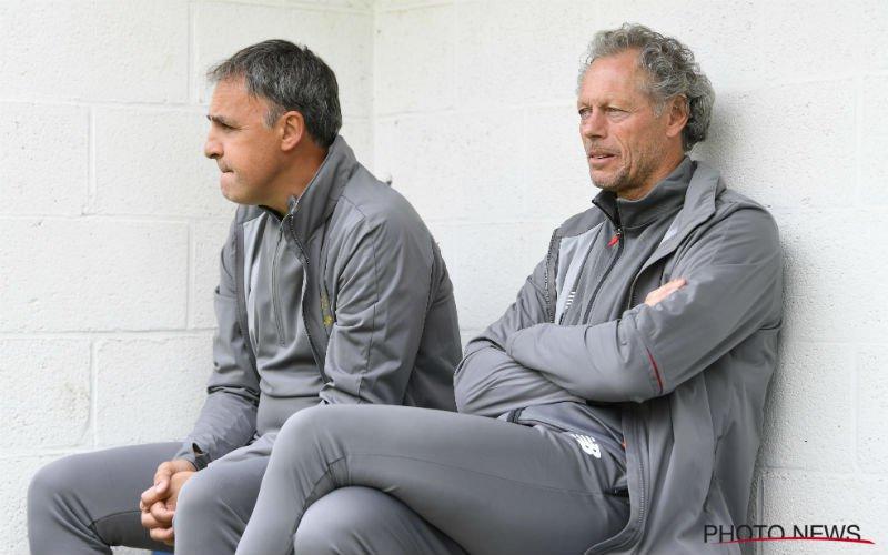 'Michel Preud'homme heeft genoeg gezien en laat twee spelers vertrekken'