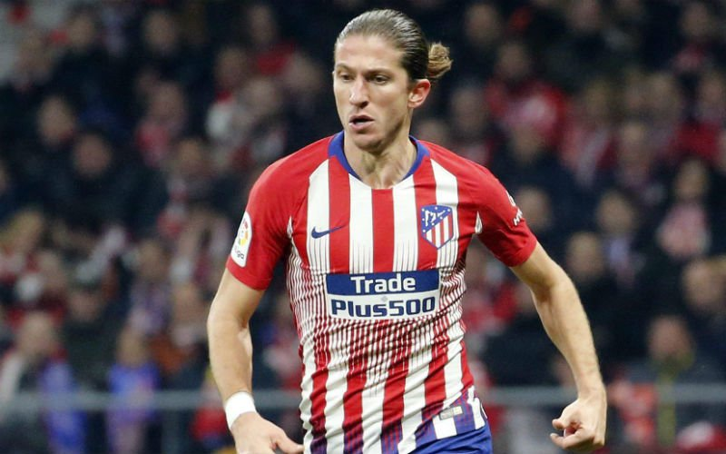 'Filipe Luis neemt deze beslissing over transfer naar Belgische topclub'