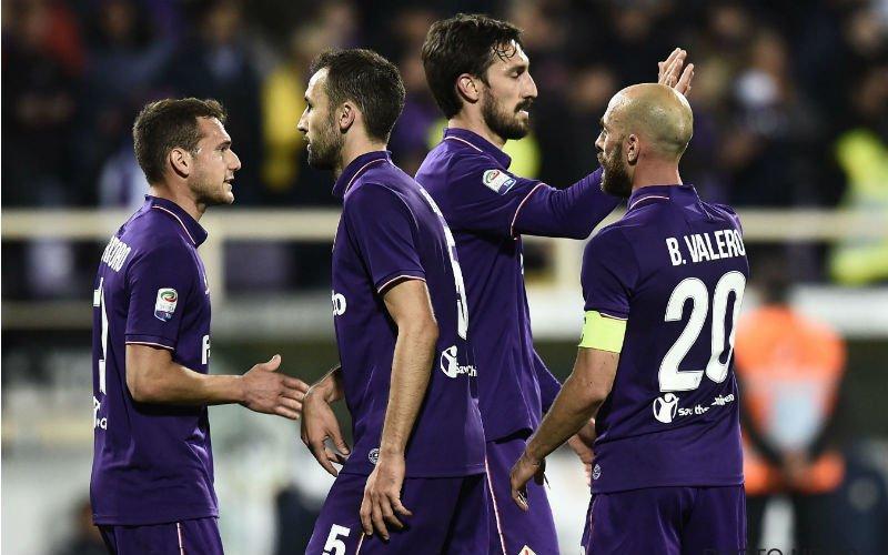 DONE DEAL: Ex-spits Belgische topclub naar Fiorentina
