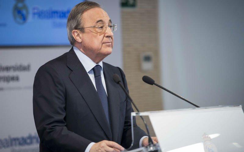 Real-voorzitter geeft topclubs hoop: '70 miljoen en hij is van jullie'
