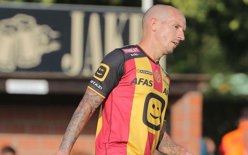 KV Mechelen kan na hartproblemen geen beroep meer doen op Franck Berrier