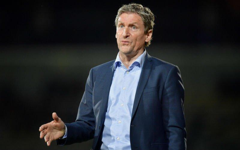 'Francky Dury kan trainer worden bij deze Belgische topclub'