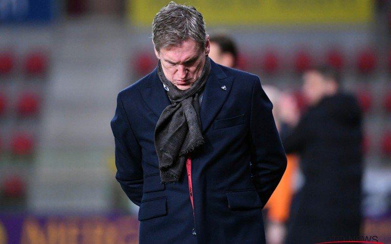 Duidelijkheid: 'Dan wordt Francky Dury ontslagen'