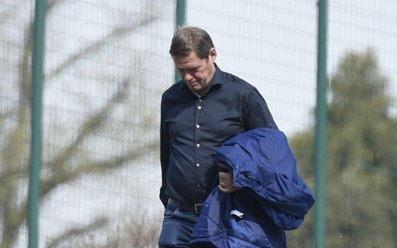 Vertrekt ook Frank Arnesen alweer bij Anderlecht?