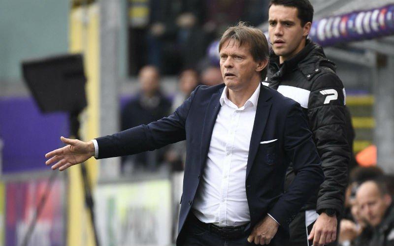 Vercauteren na Anderlecht-Cercle: