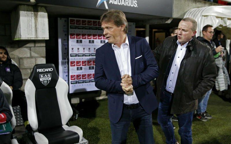 'Vercauteren dient Anderlecht-fans van antwoord'