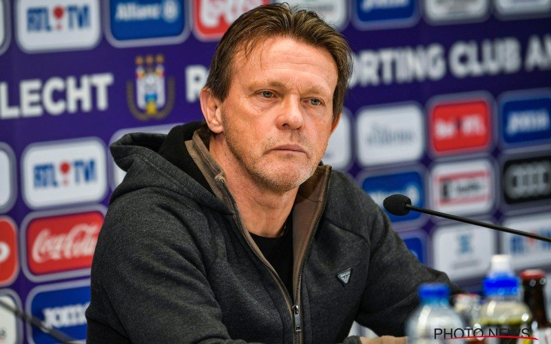 Frank Vercauteren niet naar KRC Genk, maar wél naar deze Belgische club?