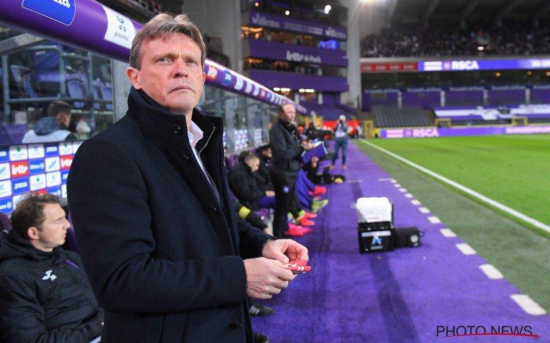 'Frank Vercauteren heeft knoop doorgehakt over verhuis naar AA Gent'