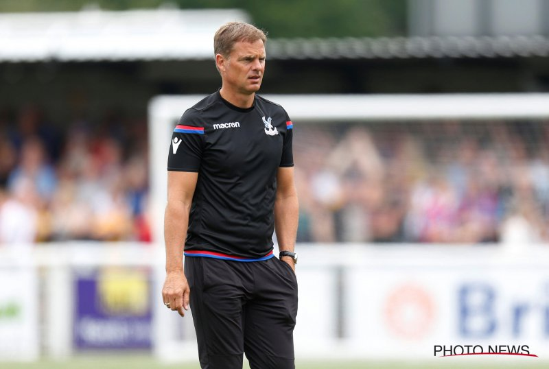 Belgische clubs krijgen nieuws over De Boer: