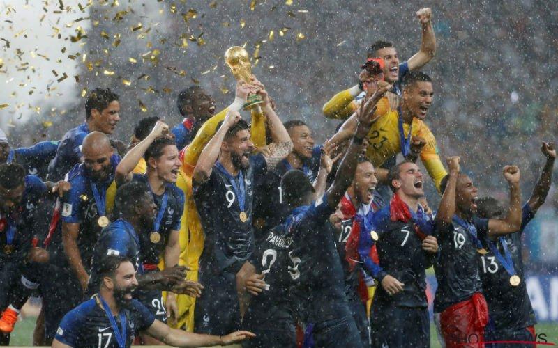 Dit zeggen buitenlandse media over wereldtitel Frankrijk: