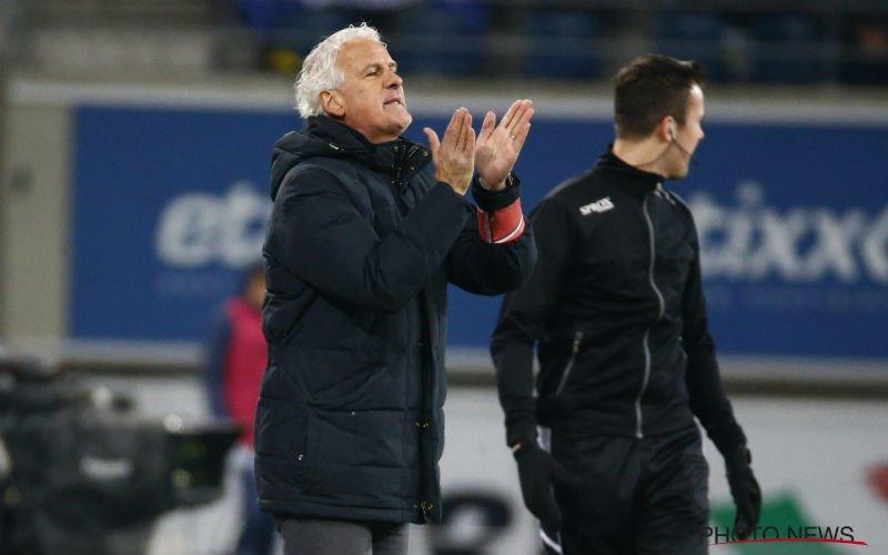 'Fred Rutten moet alweer vertrekken bij Anderlecht'