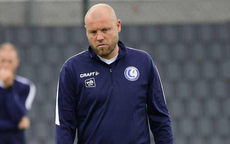Frédéric Dupré wordt mogelijk hoofdcoach bij deze Belgische eersteklasser