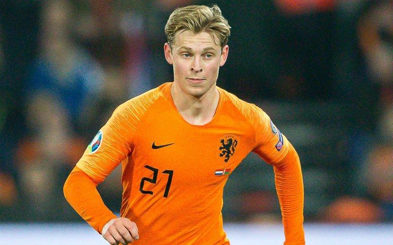 'Ajax betaalt 12 miljoen en haalt opvolger de Jong weg bij Belgische topclub'
