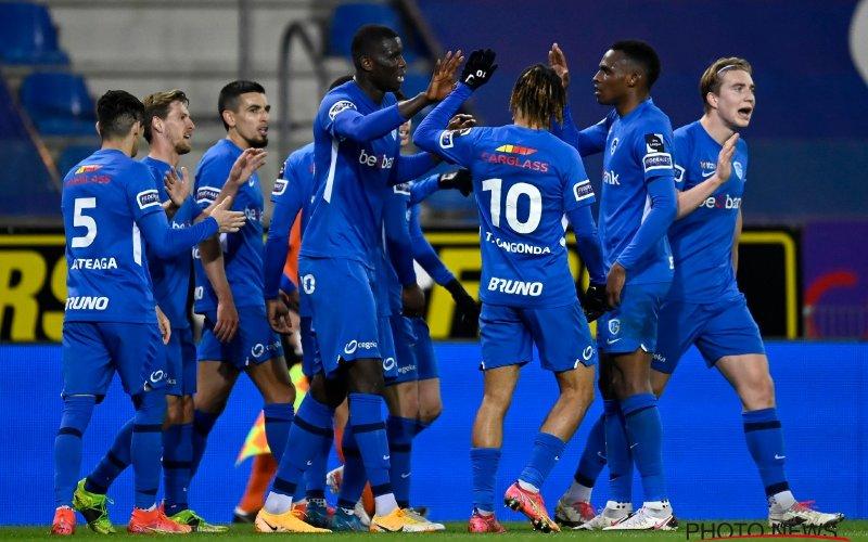 'Monsterlijke' Onuachu redt Genk nog maar eens tegen Anderlecht