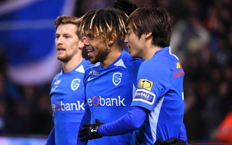 'KRC Genk deelt Anderlecht nieuwe dreun uit in strijd om Play-off 1'