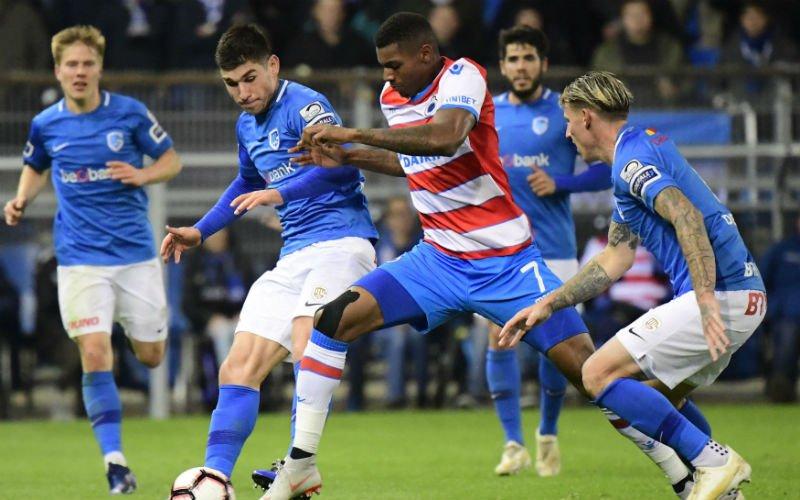 'Deze ploeg is geweldig in het voordeel bij Genk-Club Brugge'